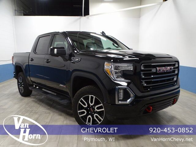 2020 GMC Sierra 1500 AT4 Milwaukee WI