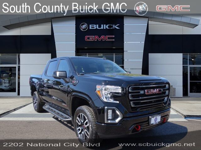 2020 GMC Sierra 1500 AT4 San Diego County CA