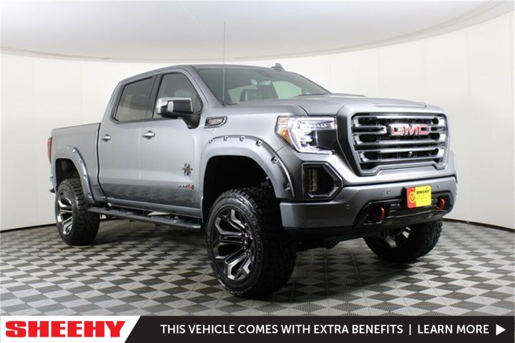 2020 GMC Sierra 1500 AT4 Manassas VA