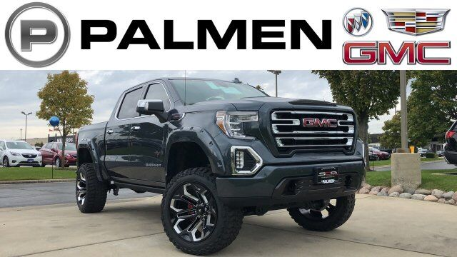 2020 GMC Sierra 1500 Black Widow SLT Kenosha WI
