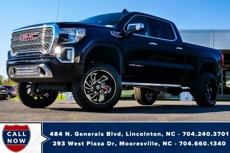 2020 GMC Sierra 1500 Denali 4X4 w/ Power Boards, Head-Up Display & Tailgate Step Mooresville NC