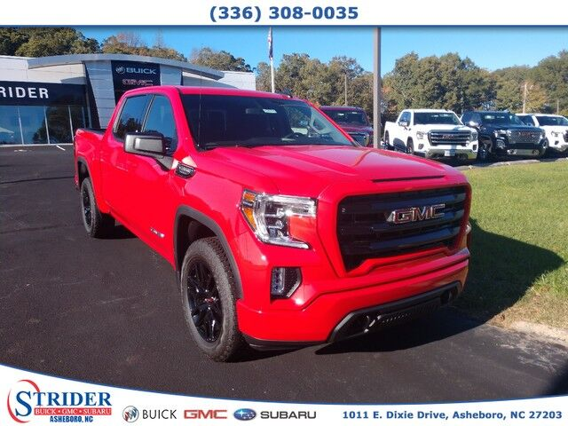 2020 GMC Sierra 1500 Elevation Asheboro NC