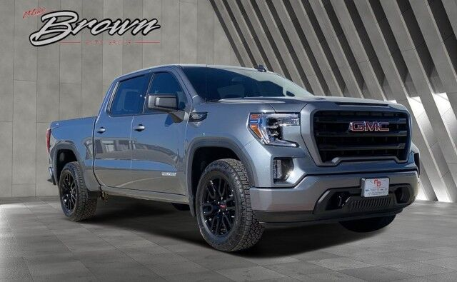 2020 GMC Sierra 1500 Elevation Granbury TX