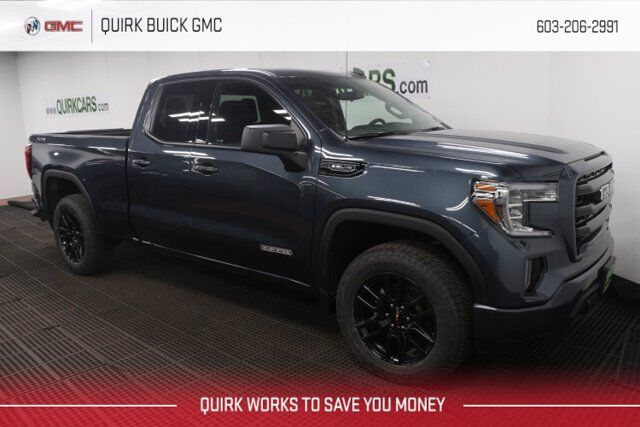 2020 GMC Sierra 1500 Elevation Manchester NH