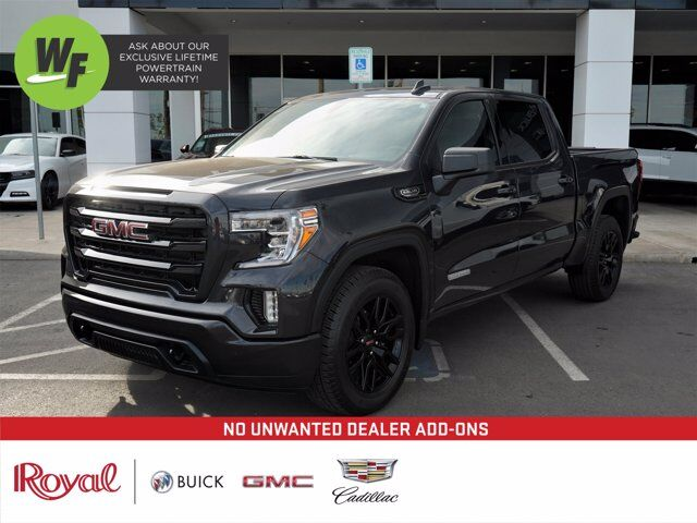 2020 GMC Sierra 1500 Elevation Tucson AZ
