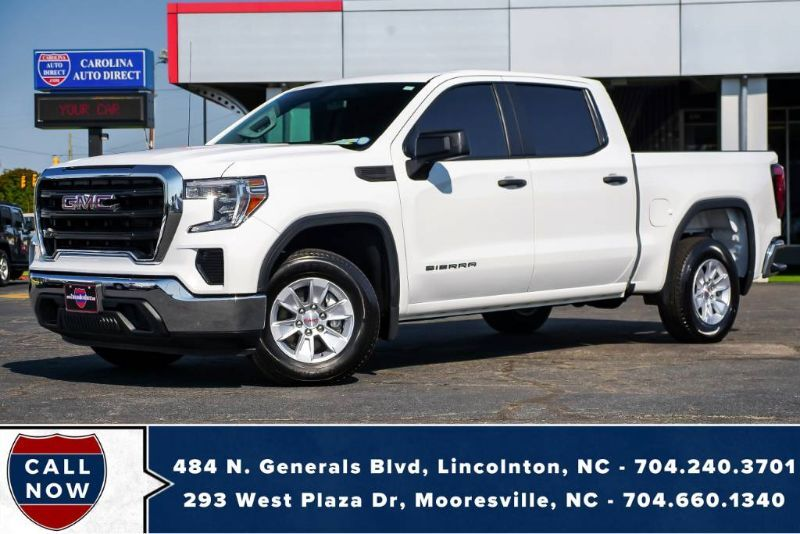 2020 GMC Sierra 1500 w/ Back-Up Camera & Hitch Guidance Mooresville NC