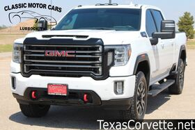 2020_GMC_Sierra 2500HD_AT4_ Lubbock TX