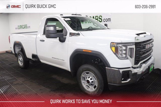 2020 GMC Sierra 2500HD BASE Manchester NH