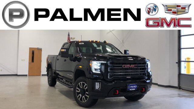 2020 GMC Sierra 3500HD AT4 Racine WI