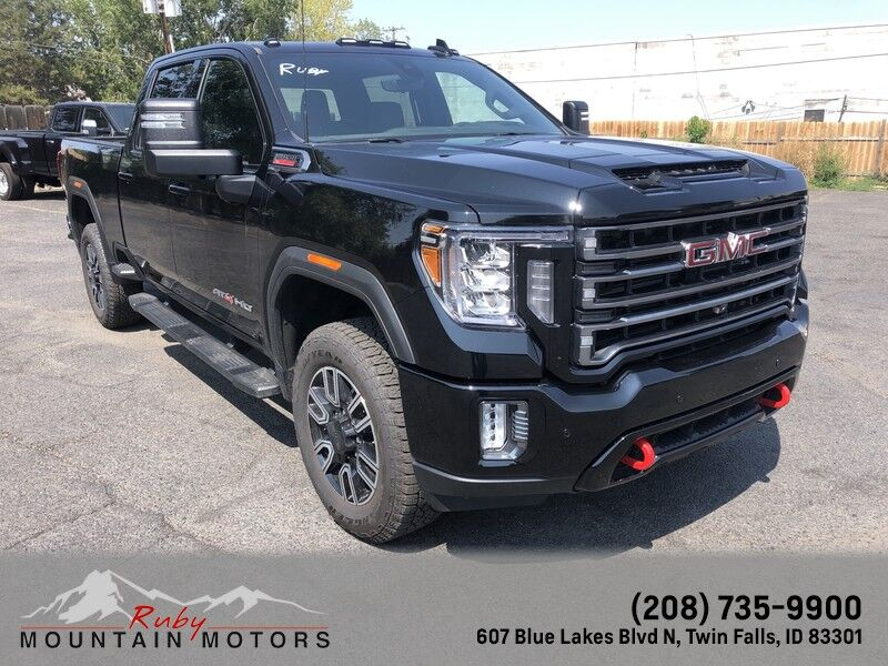 2020 GMC Sierra 3500HD AT4 Twin Falls ID