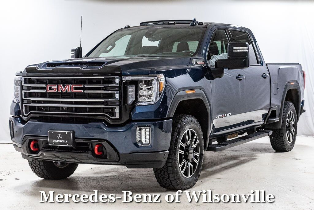 2020 GMC Sierra 3500HD AT4 Wilsonville OR