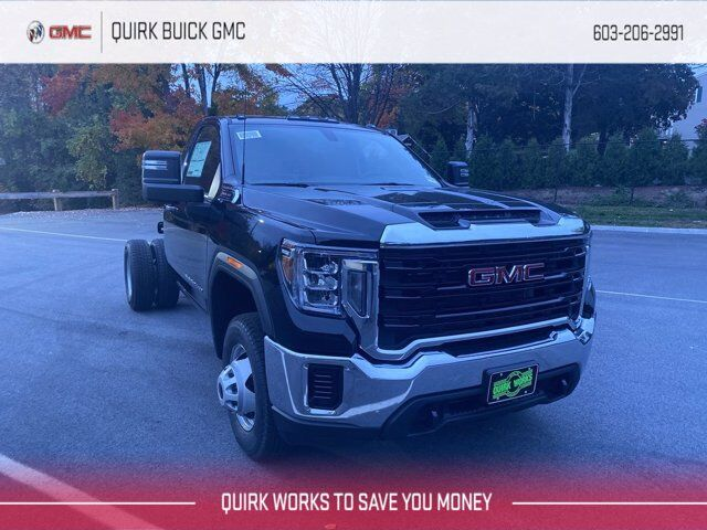 2020 GMC Sierra 3500HD CC BASE Manchester NH