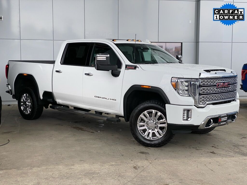 2020 GMC Sierra 3500HD Denali Milwaukie OR