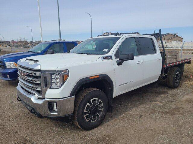 2020 GMC Sierra 3500HD SLE - GAS - FLATDECK Calgary AB