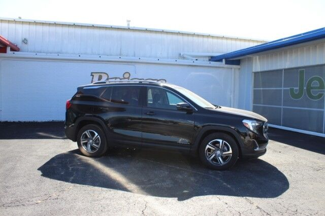 2020 GMC Terrain FWD 4dr SLT Fort Scott KS