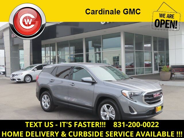 2020 GMC Terrain SLE Seaside CA