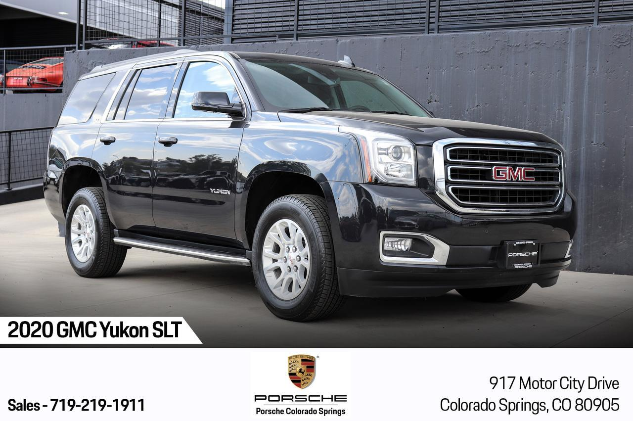 2020 GMC Yukon SLT Colorado Springs CO