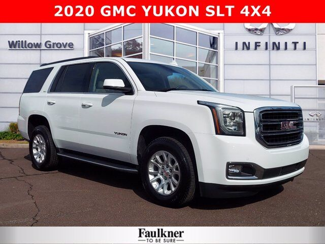 2020 GMC Yukon SLT Willow Grove PA