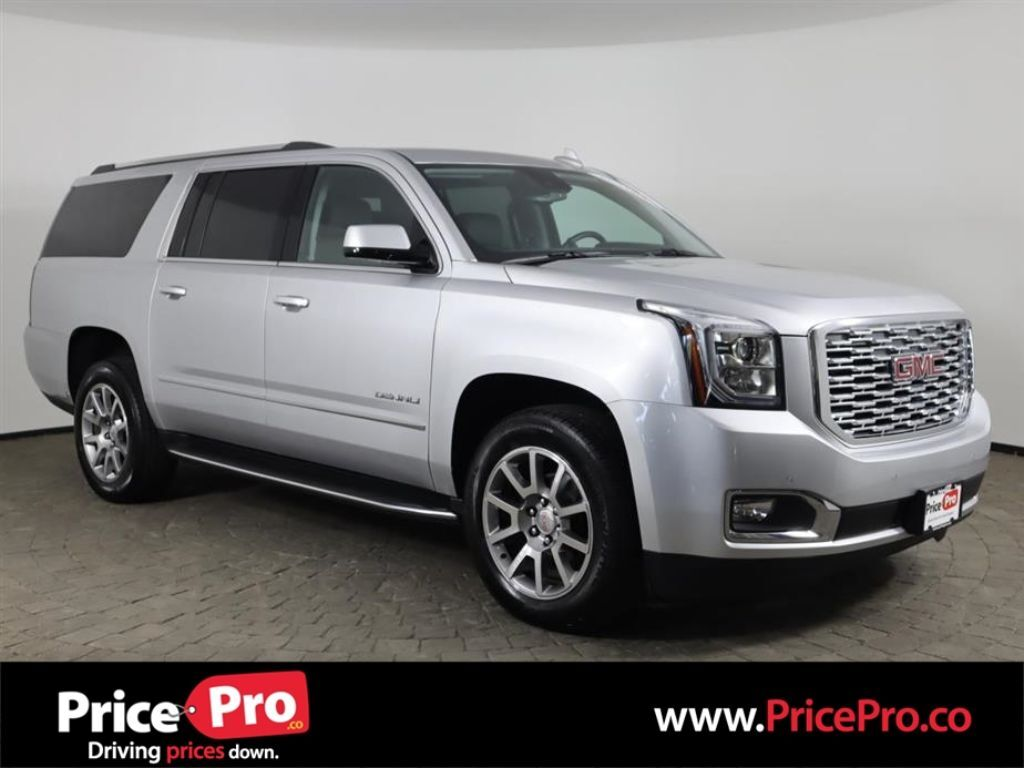 2020 GMC Yukon XL 4WD Denali w/Nav/Captains/Adaptive Cruise Maumee OH