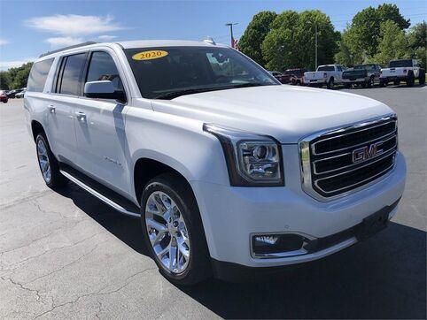 2020_GMC_Yukon XL_4WD SLT_ Evansville IN