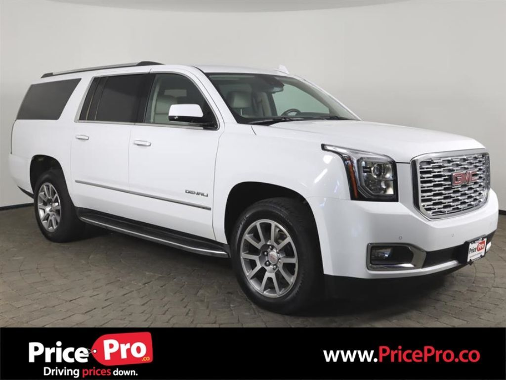 2020 GMC Yukon XL Denali 4WD w/Nav/Captains/Adaptive Cruise Maumee OH