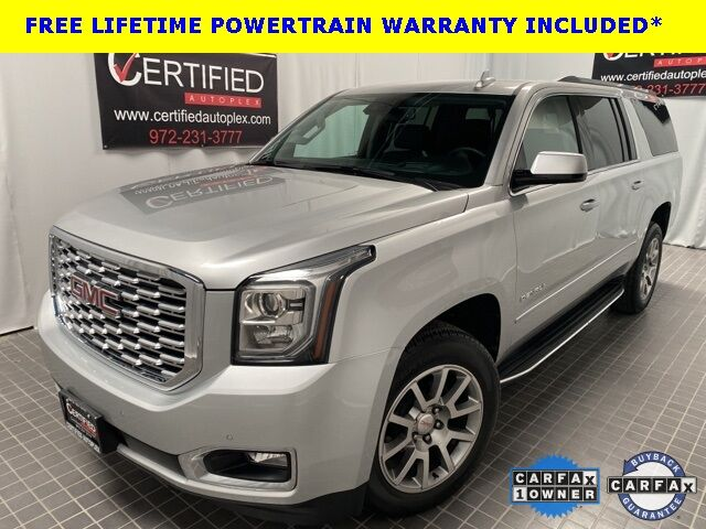 2020 GMC Yukon XL Denali Dallas TX