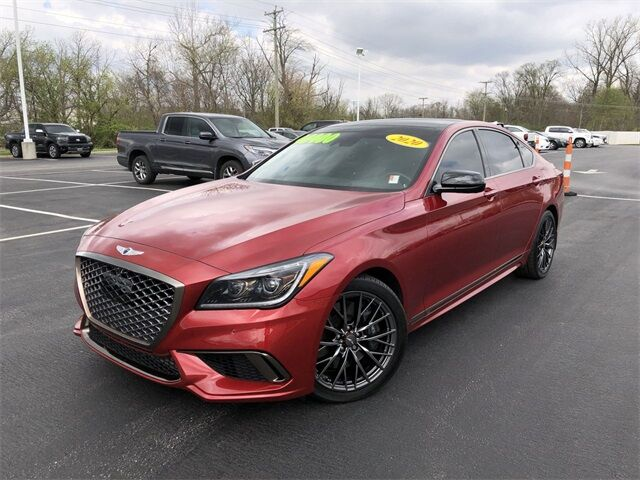 2020 Genesis G80 3.3T Sport Lima OH
