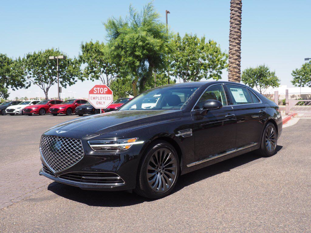 2020 Genesis G90 5.0L Ultimate Gilbert AZ