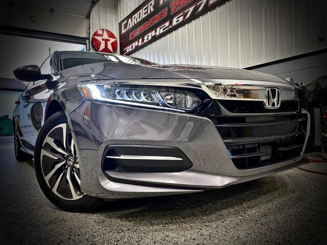 2020_HONDA_ACCORD_HYBRID_ Bridgeport WV