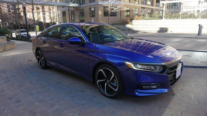 2020 HONDA ACCORD SPORT Arlington VA