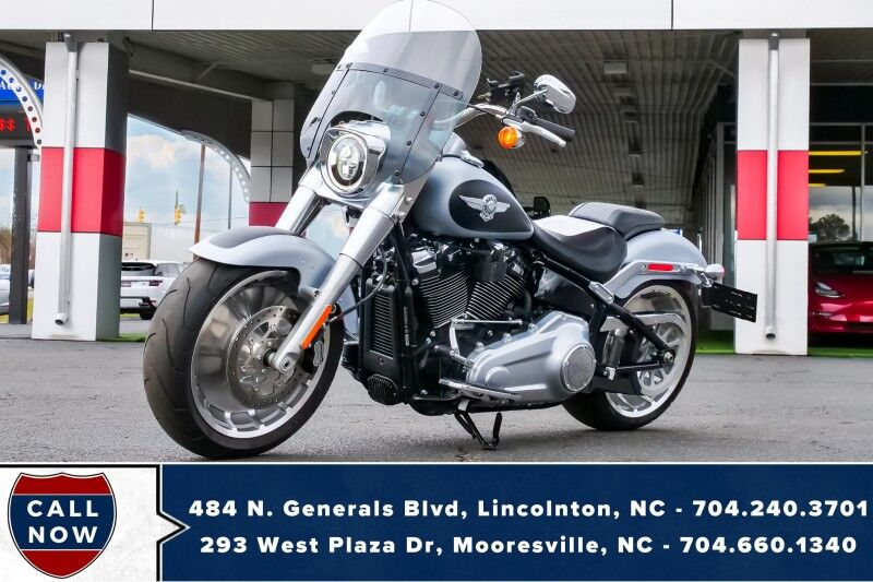 2020 Harley-Davidson Fat Boy 114 FLFBS w/ Less than 750 Miles!