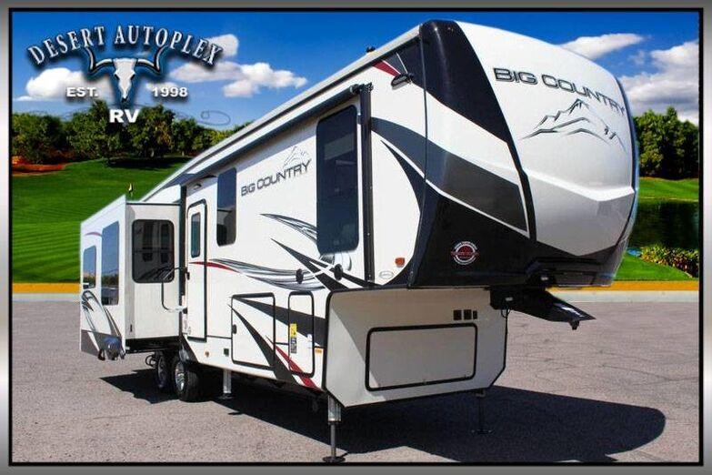 2020 Heartland Big Country 3155RLK Triple Slide 5th Wheel RV Mesa AZ
