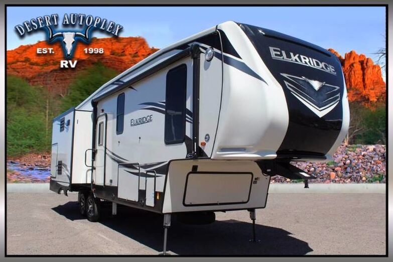 2020 Heartland ElkRidge 31RLK Triple Slide 5th Wheel RV Mesa AZ