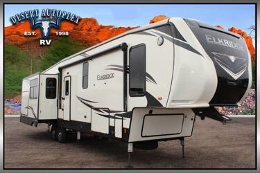 Heartland Elkridge 39 MBHS Quad Slide Fifth Wheel RV Mesa AZ