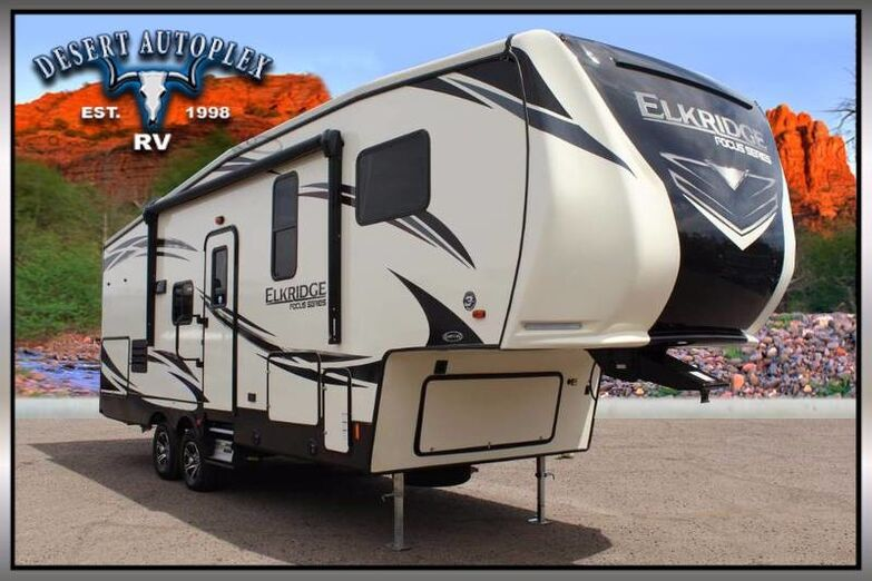 2020 Heartland Elkridge Focus 251RE Double Slide Fifth Wheel RV Mesa AZ