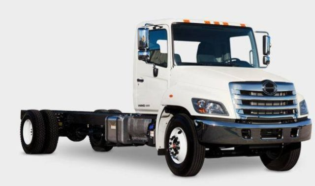 2020 Hino 338 Cab and Chassis Miami FL