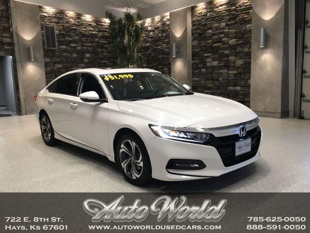 2020 Honda ACCORD LEATHER  Hays KS