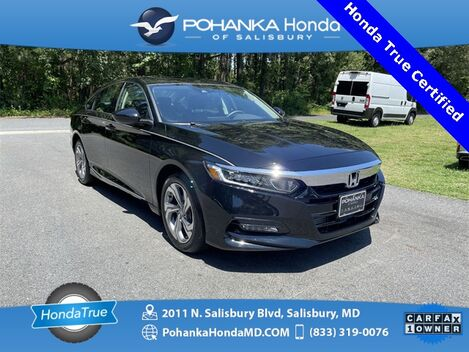 2020_Honda_Accord_EX ** Honda True Certified 7 Year / 100,000  **_ Salisbury MD