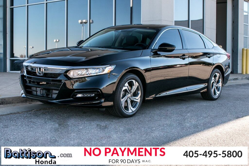2020_Honda_Accord_EX-L 2.0T_ Oklahoma City OK