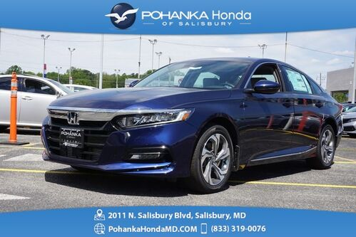 2020_Honda_Accord_EX-L_ Salisbury MD