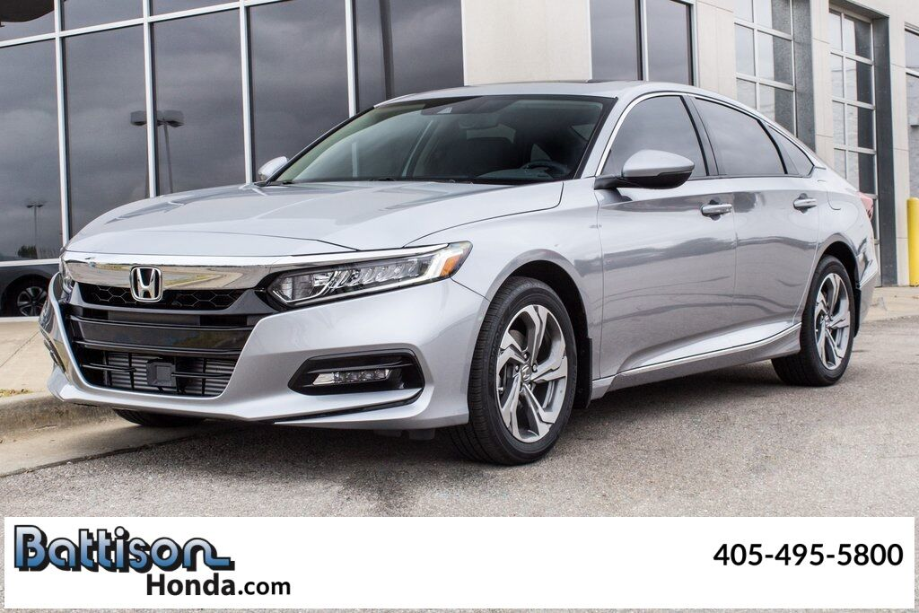 2020_Honda_Accord_EX_ Oklahoma City OK