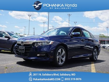 2020_Honda_Accord_EX_ Salisbury MD