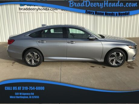 2020 Honda Accord EX West Burlington IA