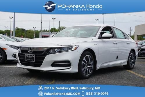 2020_Honda_Accord Hybrid_Base_ Salisbury MD