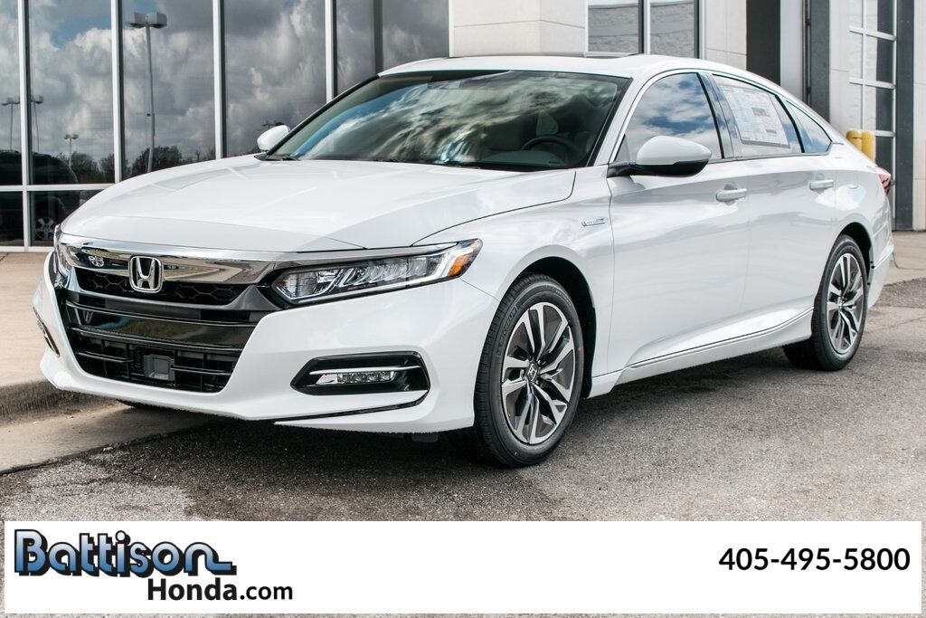 2020_Honda_Accord Hybrid_EX-L_ Oklahoma City OK