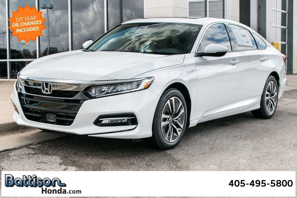 2020 Honda Accord Hybrid EX-L Oklahoma City OK