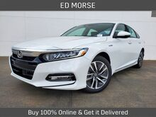 2020_Honda_Accord Hybrid_EX-L Sedan_ Delray Beach FL
