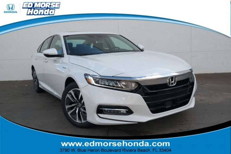 2020 Honda Accord Hybrid EX-L Sedan Riviera Beach FL