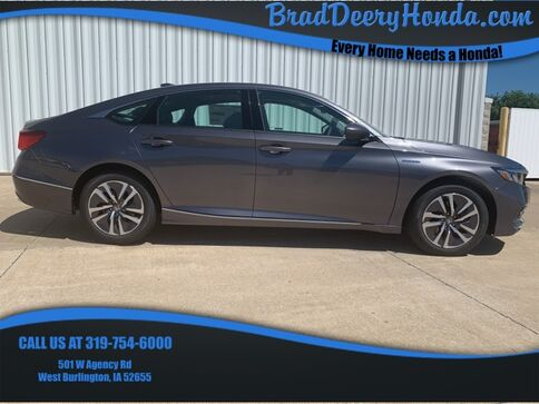 2020_Honda_Accord Hybrid_EX-L_ West Burlington IA