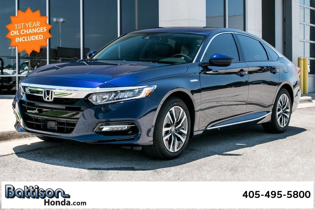 2020_Honda_Accord_Hybrid EX_ Oklahoma City OK